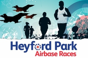 heyford park airbase running purple patch